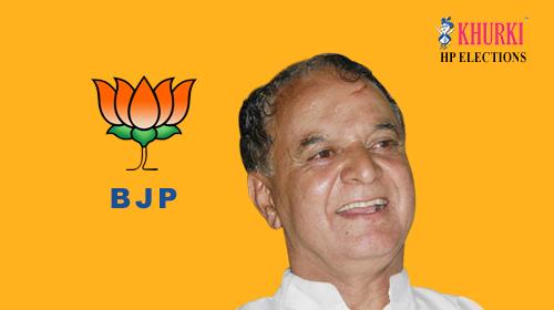 Dharampur MLA Mahender Singh
