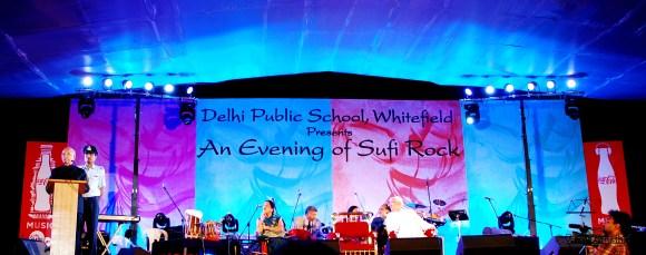 An Evening of Sufi Rock