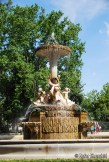 Spanish Fountain - Parque de el Retiro