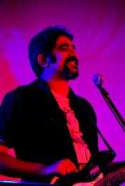 Bass Guitarist for Agam - Vignesh Lakshminarayanan