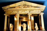 The Nereid Monument, Ancient Greece
