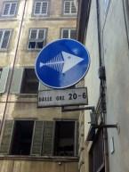 Fish-Bone Street
