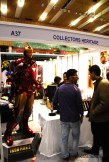A life size Iron Man suit - valued at 4 Lakhs!