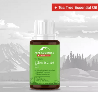 Alps Goodness Tea Tree Essential Oil Review