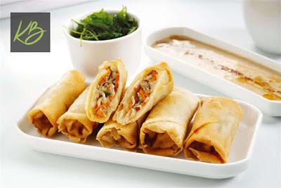 वेज चाइनीज रोल रेसिपी | How to Make Veg Chinese Roll