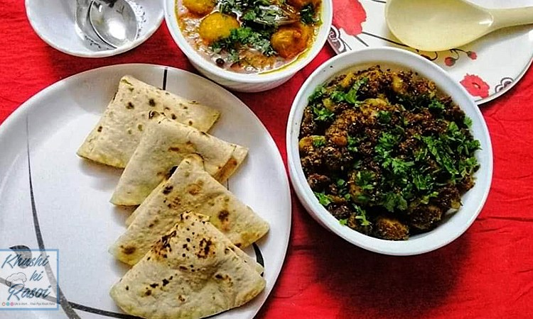 पंजाबी दम आलू और चटपटे आलू रेसिपी | Punjabi Dum Aloo and Spicy Stir-Fry Potatoes
