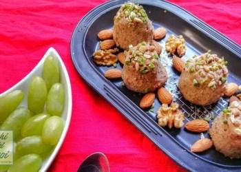 कच्चे केले ड्राई फ्रूट्स आइस क्रीम रेसिपी | How to make Banana Dry fruits Icecream