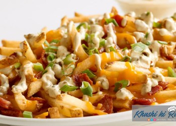 फ्रेंच फ्राईस चाट | Enjoy Delicious Chaat with French Fries | Recipe