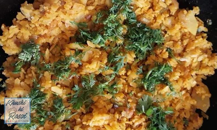बटाटा पौहा रेसिपी | How to Make Easy Batata poha