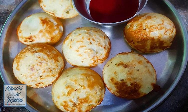 सूजी के अप्पे रेसिपी | How to Make Amazing Instant Rava ( Suji ) Appam