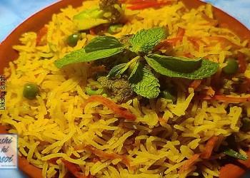 मसला भात रेसिपी | How to Make Easy Masale Bhat