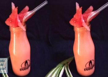 वाटरमेलन डिलाइट रेसिपी | How to Make Easy and refreshing Watermelon Delight