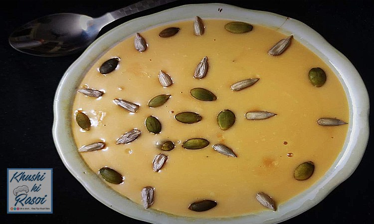 गुड़ वाली कस्टर्ड रेसिपी   Amazing Jaggery Custard Recipe