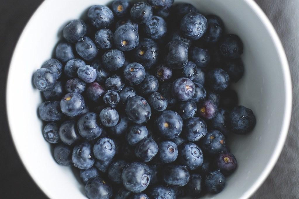 Blueberry Sunrise