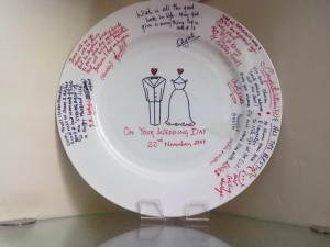 The Wedding Platter I Made For My Brother