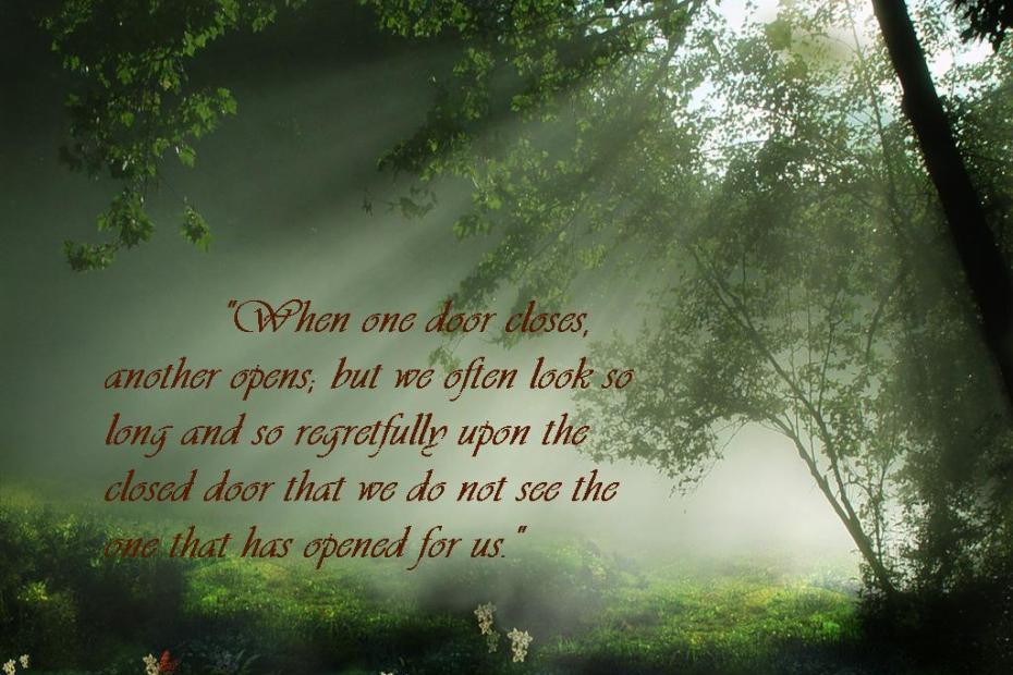 Life Opens Door