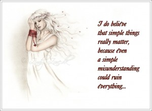 Simple Misunerstanding Could Ruin Everything..