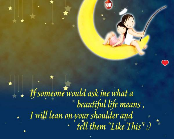 Beautiful Life Means » Love Quotes » Its Me : Khyati