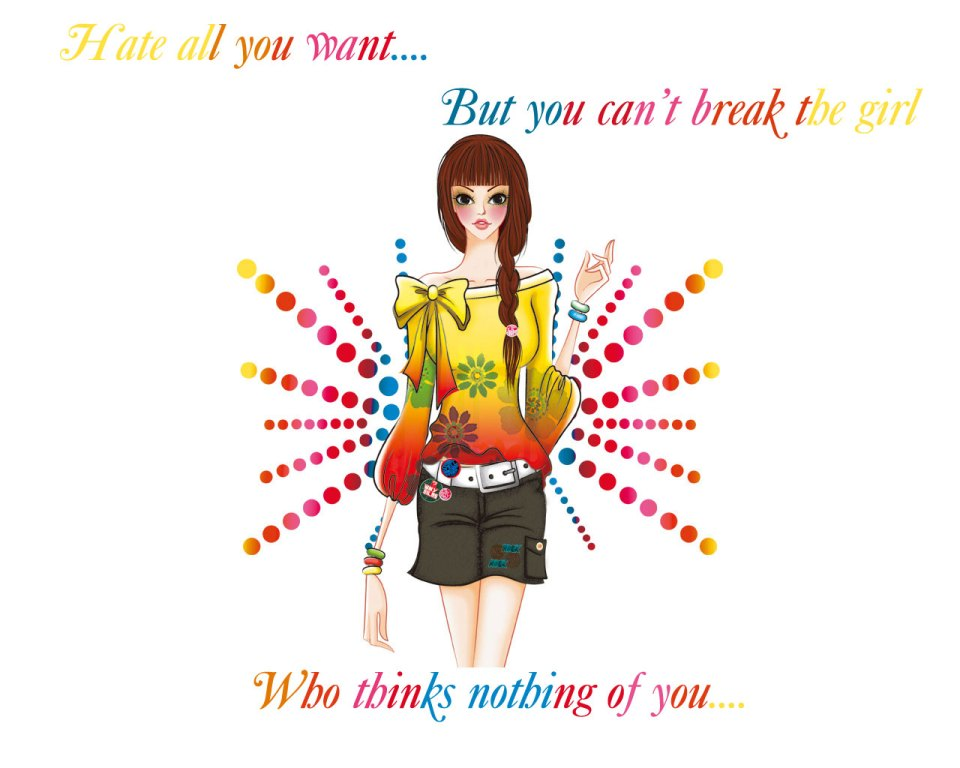 Hate All You Want » Quotes » Its Me : Khyati