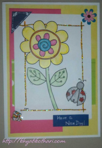 Have a Nice Day Card Front Card15