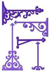 Shop n Splurge!!! Spellbinder Elegant Posts