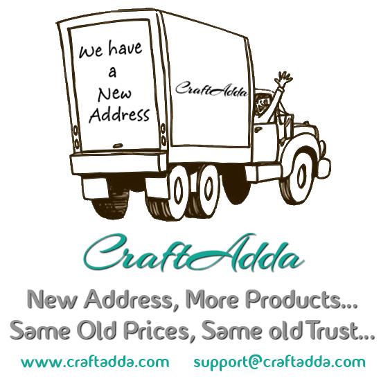 We have moved to CraftAdda.com