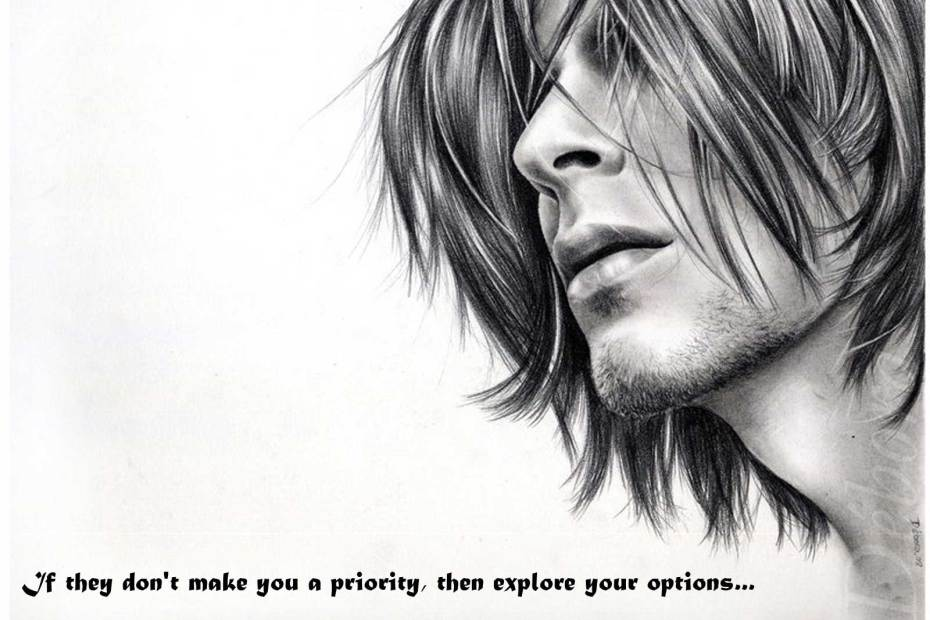If they don't make you a priority AttitudeQoute53