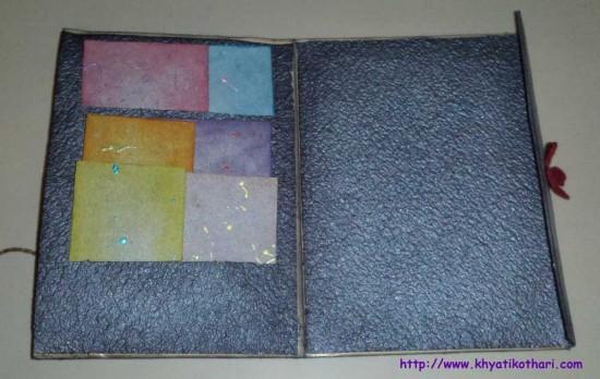 A small scrapbook Scrapbook 3 2