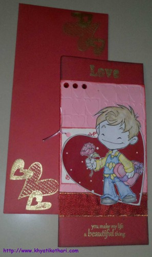 ICRC15 - Feel the Love Front Card72 1
