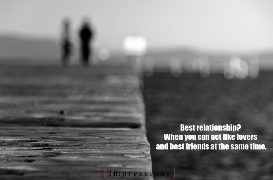 Best relationship? LoveQuote1001