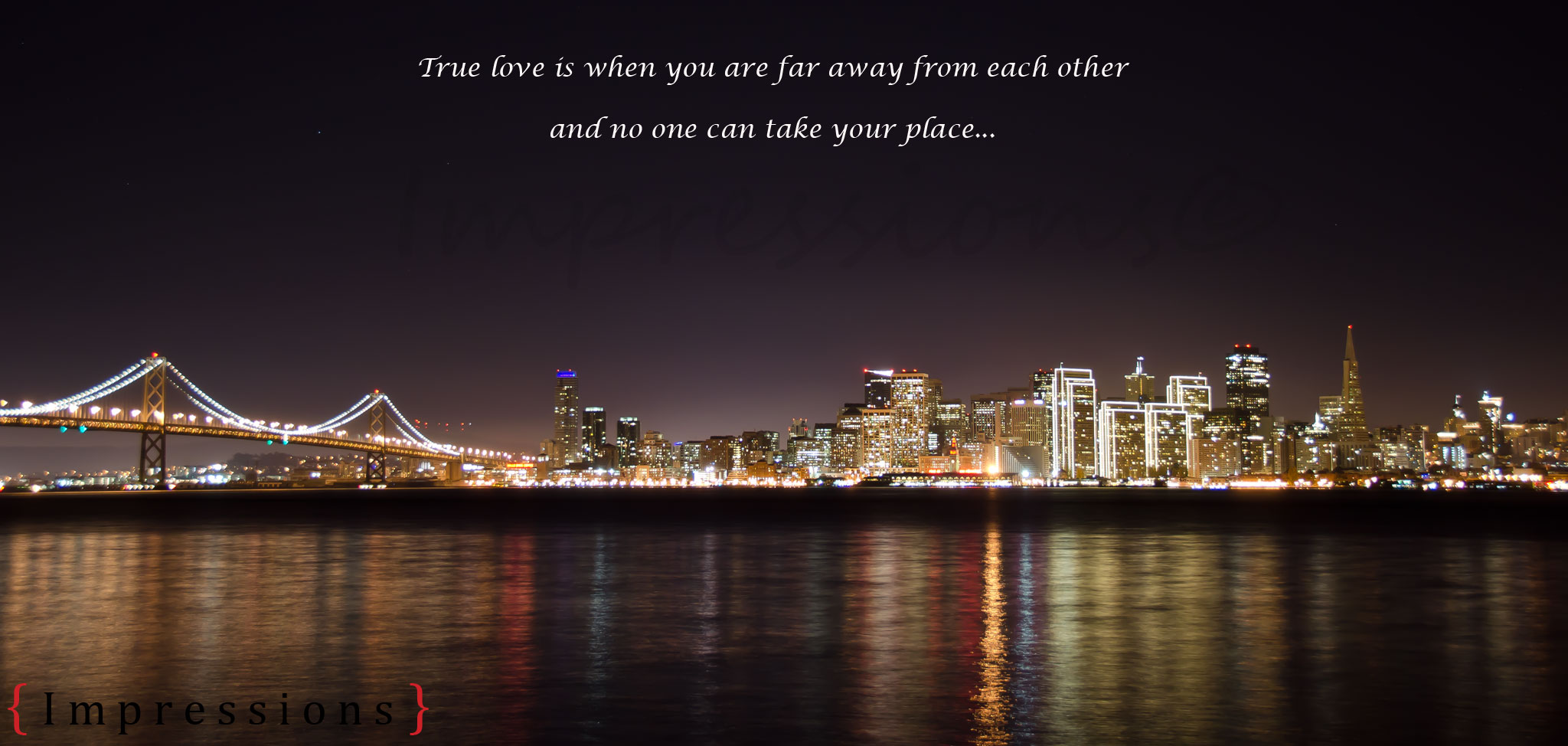 Far Away Love Quotes True Love Is When You Are Far Away From Each Other » Love Quotes