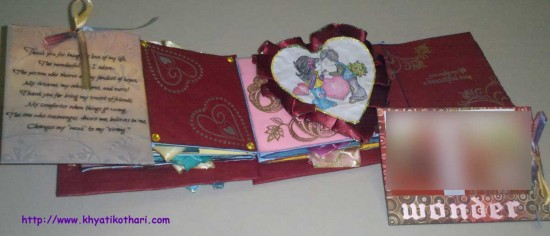 Some pictures of Valentines Day Album Scrapbook4 10