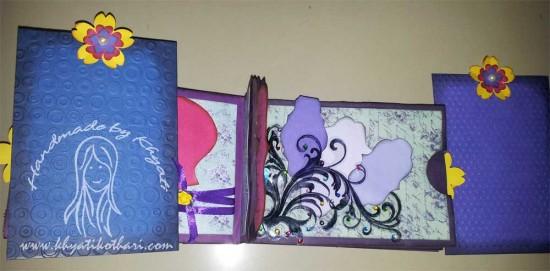 Another Paper Bag Mini Album Scrapbook6 10