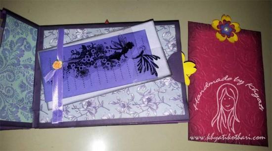 Another Paper Bag Mini Album Scrapbook6 8