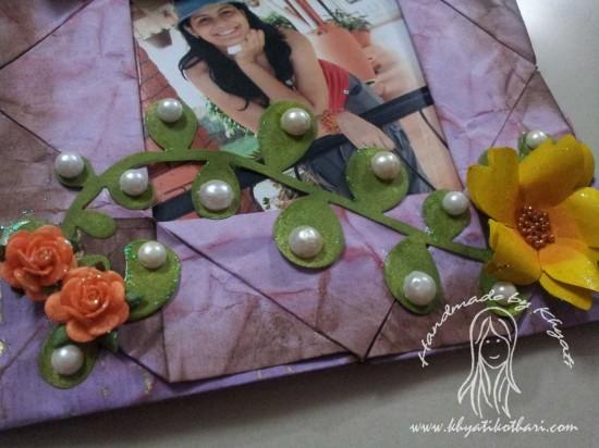 Handmade Photo Frame PhotoFrame 4