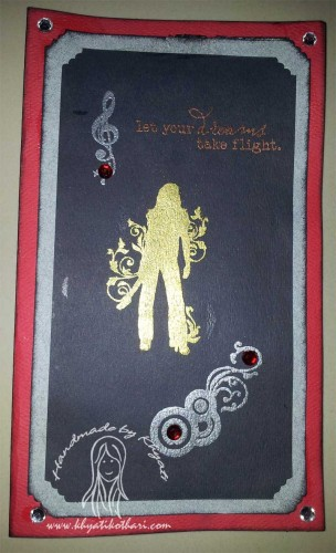 Let you dreams take a flight -- Another Card FrontCard 84