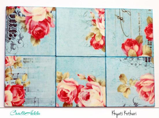 decoupage_tea_coasters_enchanted_blooms_5