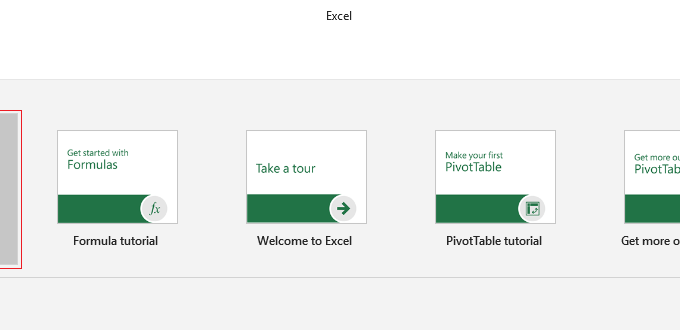 How to Create a Workbook in Excel