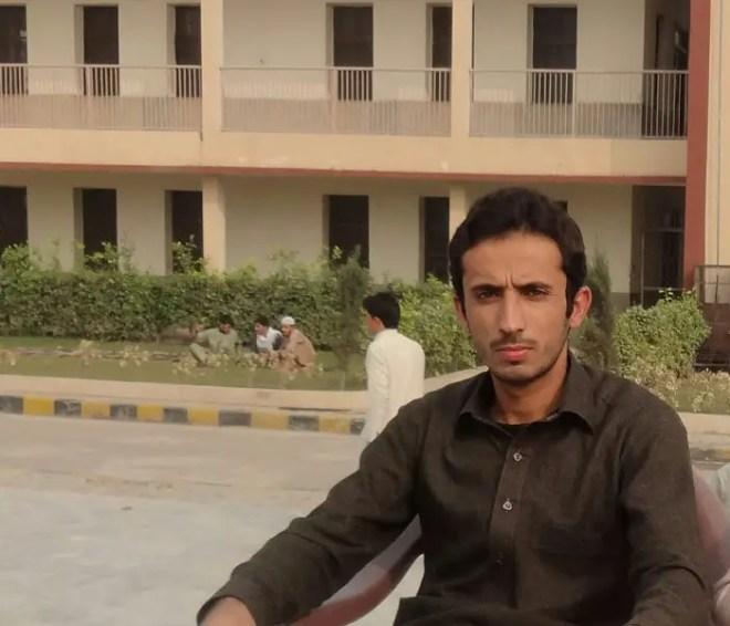 Muhammad Ilyas Lakki Marwat