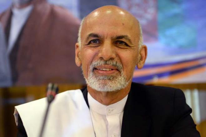 د افغان صدارتي ټاکنو کي ډاکټر اشرف غني يو ځل بيا اکثريتي ووټونه ترلاسه کړل