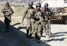 ننګرهار کښې افغان سيکيورټي فورسز د ډزو سره شپږ وګړې پحق رسيدلې