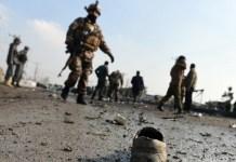 افغانستان کښې بمي چاودنه