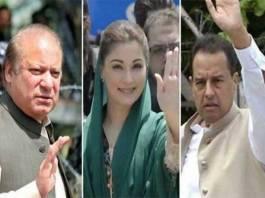 اسلام آباد هائيکورټ به د شريف خاندان درخواستونو باندې د شورو په ورځ فيصله اوروي