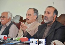 اې اين پى بلوچستان کښي د حکومت سازۍ لپاره د بلوچستان عوامى پارټۍ حمايت کړې