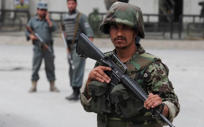 کابل کښې ځانمرګي حمله کښې دوه کسان په حق رسيدلي