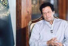 وزيراعظم عمران خان سبا له د متحده عرب امارات دوره کولو فيصله کړي