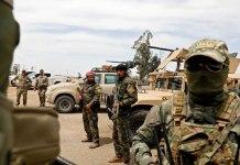 دامريکې مرستيال شامې فورسز د داعش خلاف فيصله کن کارروائې شروع کړي