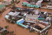 موزمبيق کښې د سمندرې طوفان او سيلاب لوجې مړو شميره اوو سوه ته رسيدلې