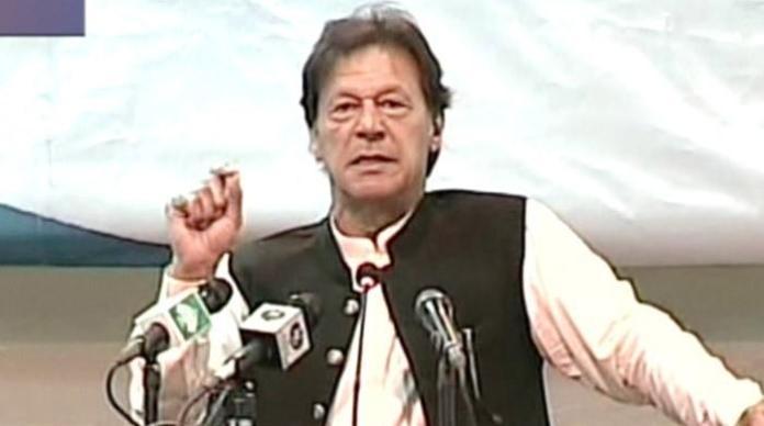 وزيراعظم عمران خان کوئټه کښې نيا پاکستان هاوسنګ سکيم پرانسته کړې