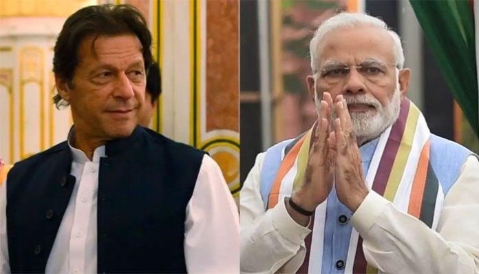 وزيراعظم عمران خان نريندر مودى ته ټيلى فون کړى او په اليکشن ګټلو مبارکباد ورکړې